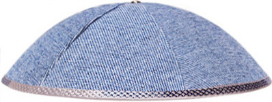 Denim Kippah