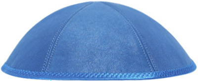 Italian Leather Kippah