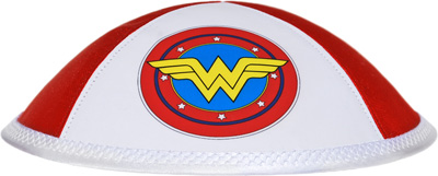Wonder Woman Kippah